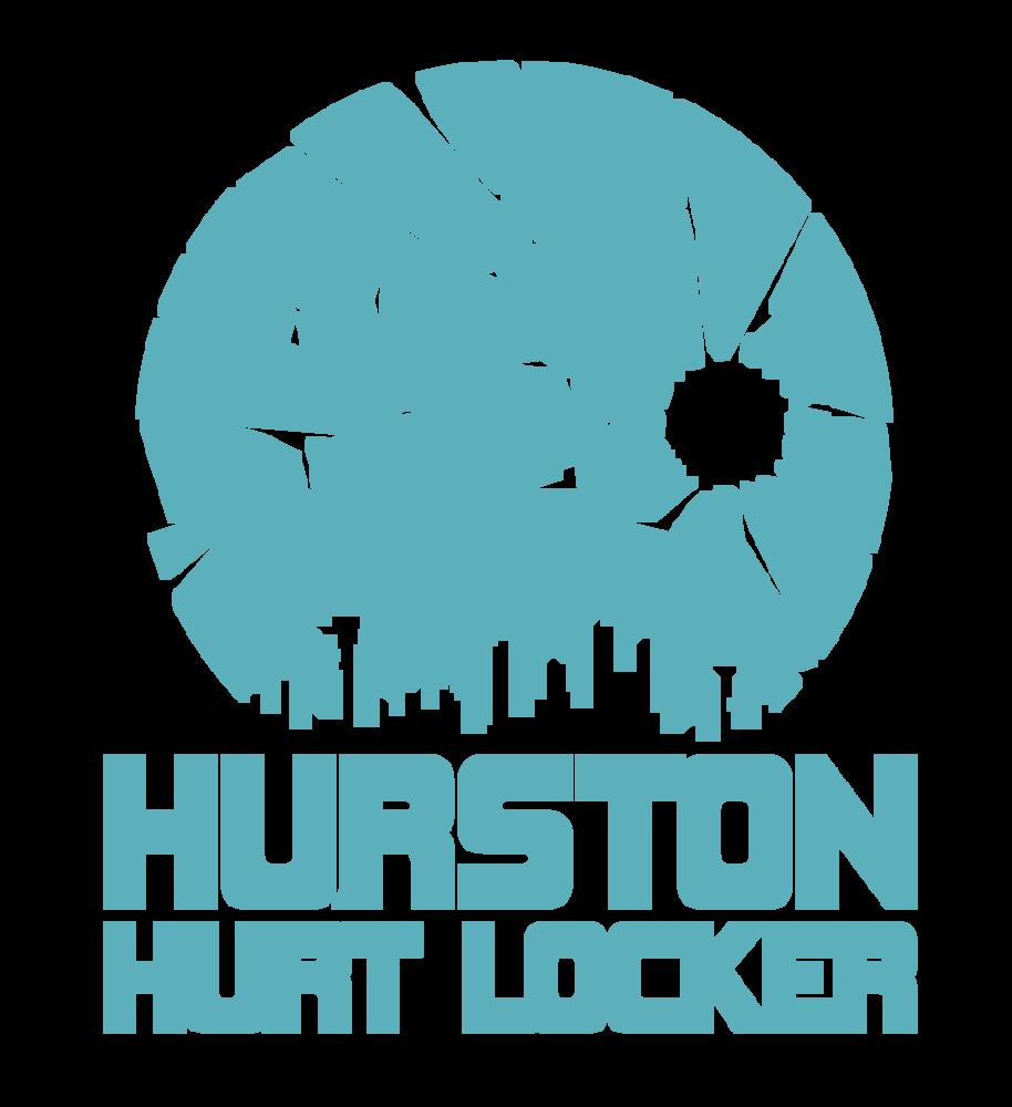 Hurston hurt locker full logo std color