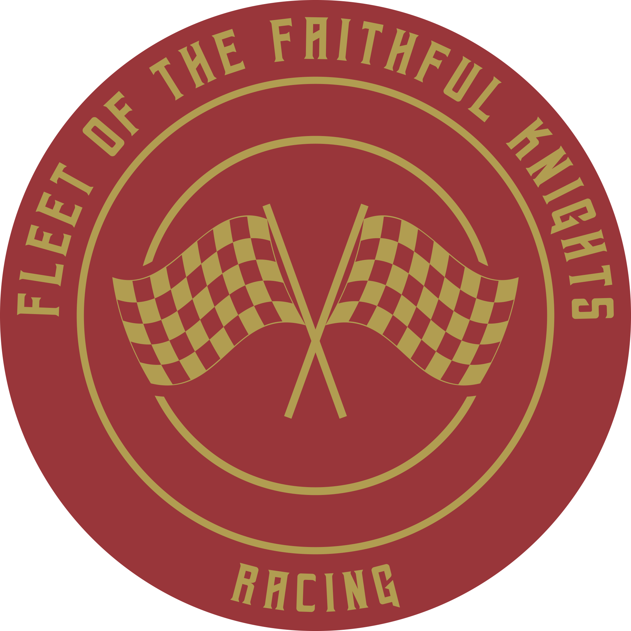 Fleet of the faithful knights emblem   racing1