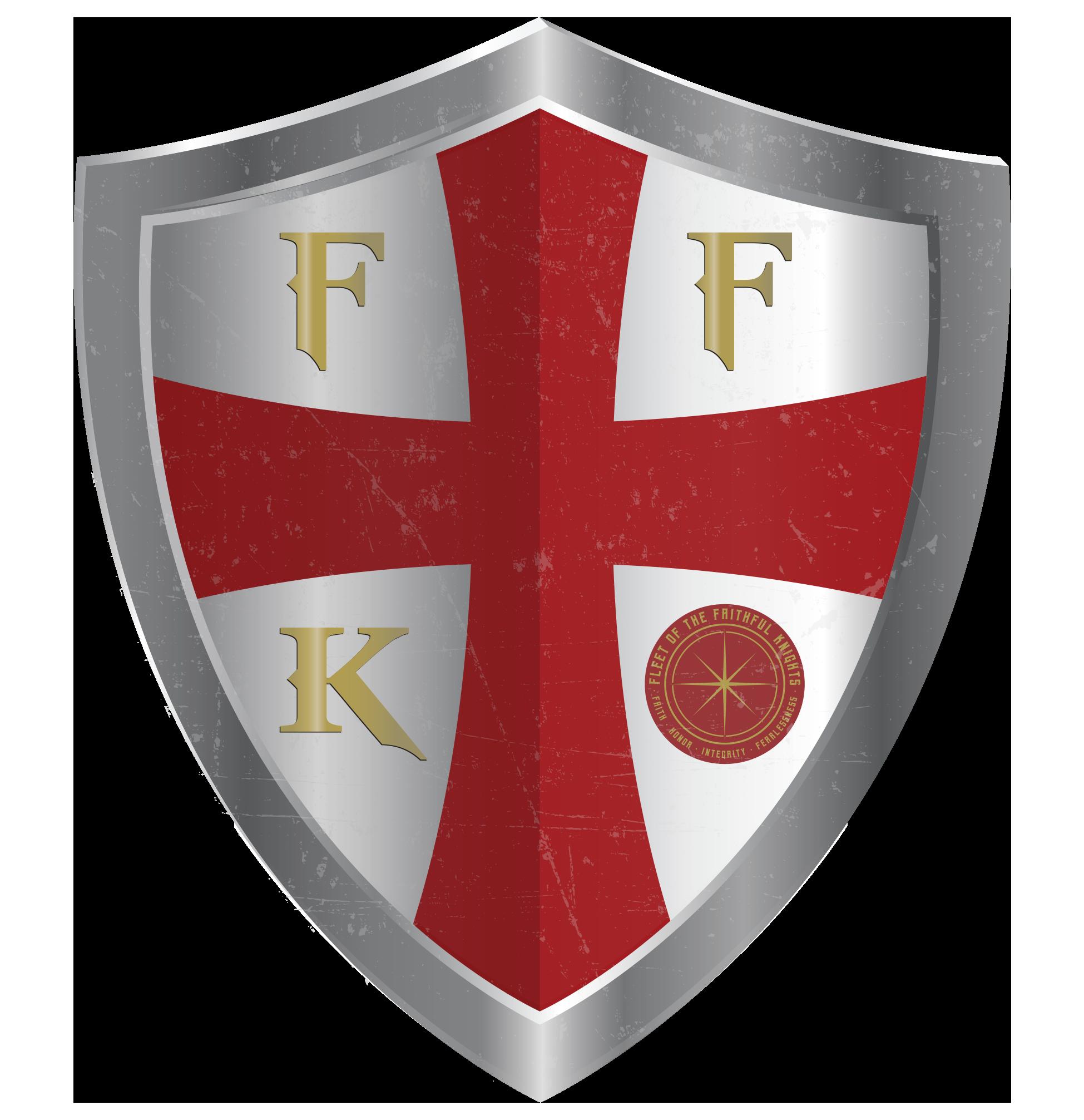Fleet of the faithful knights shield1