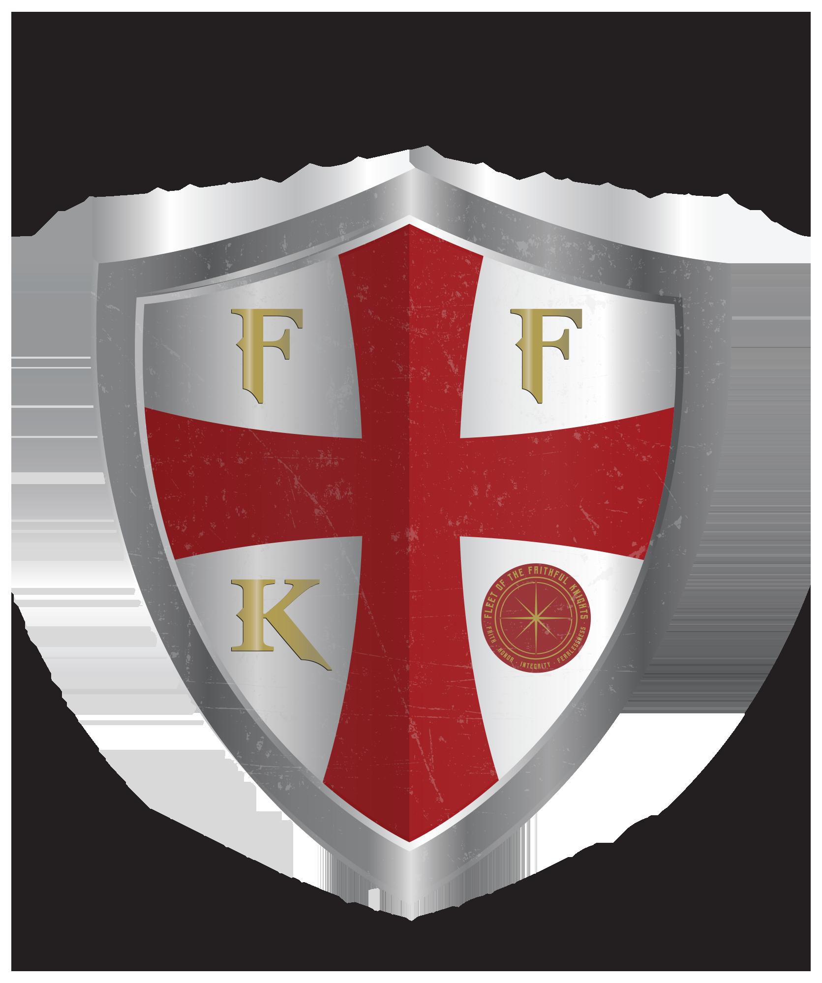 Fleet of the faithful knights logo v2