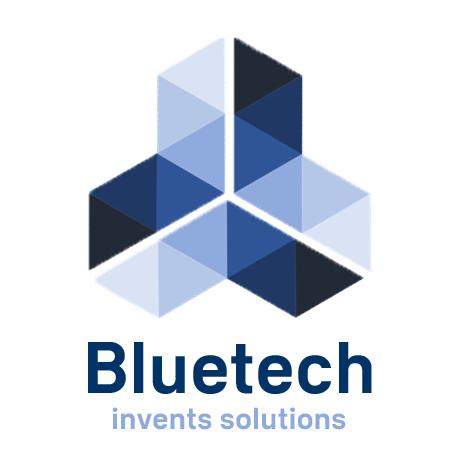 Large bluetech loga