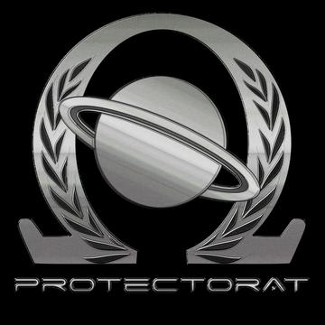Large large protectorat logolittle