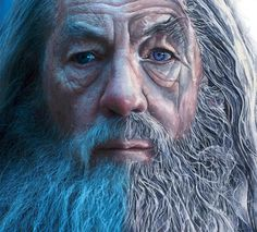 Large 89e1a31453794fac96bdc56d35df3b06  art paintings gandalf