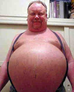 Large dicker mann
