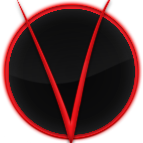 Large v for vendetta icon by kent666 d3jbpm7