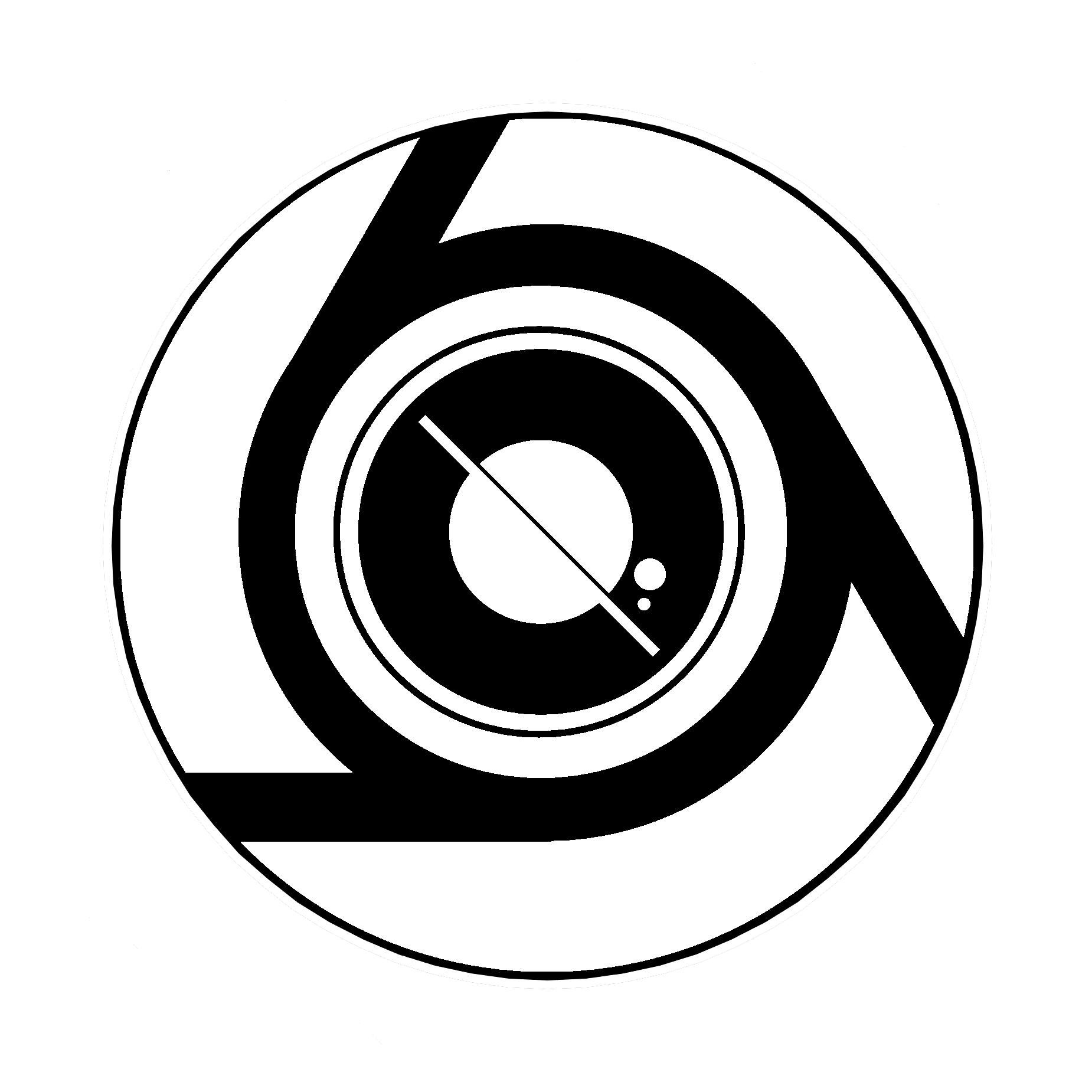 Exiles small logo black bg