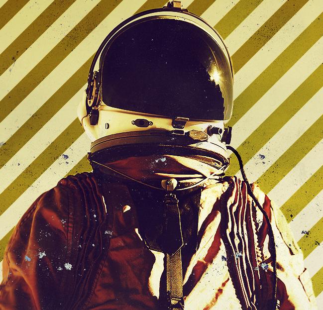 Retro astronaut by ruhgz d61rxc8