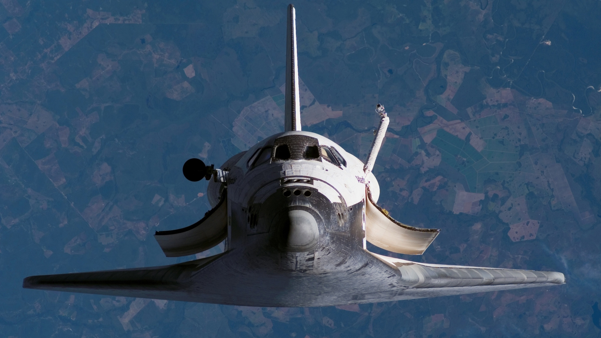 Ws space shuttle 1920x1080